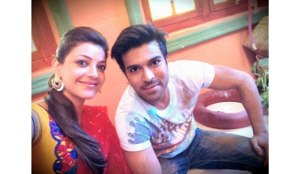 ram-charan-and-kajal-selfie