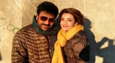 Kajal proud to share the screen with Megastar