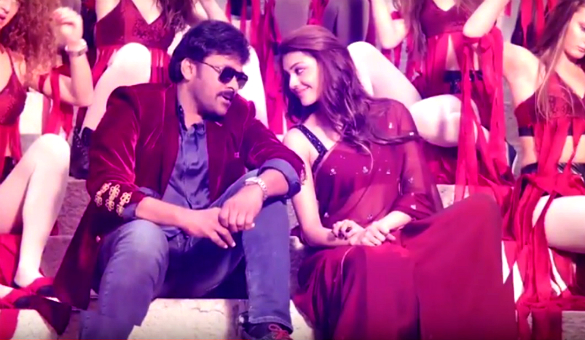 khaidi-no150-chiru-with-kajal