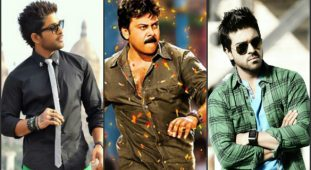 Allu Arjun and Ram Charan in Megastar Remakes