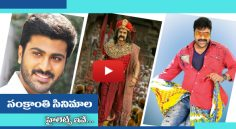 Sankranthi Movies highlights