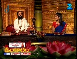 Zee telugu omkaram today episode 20 november 2014