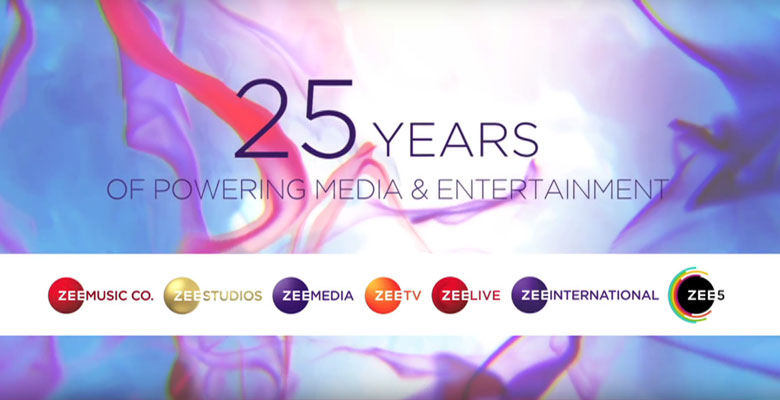 ZEE Entertainment Corporate Website - Extraordinary Together