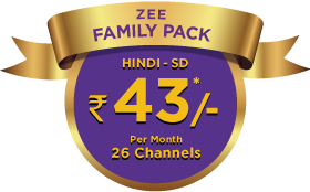 Zee Family Pack Hindi Sd Zee Entertainment Corporate Website